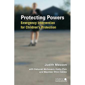 Proteggere i poteri d'intervento d'emergenza per la protezione dei bambini da Masson & Judith
