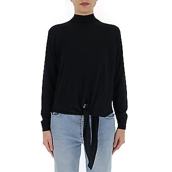 Stella Mccartney Blue Wool Sweater