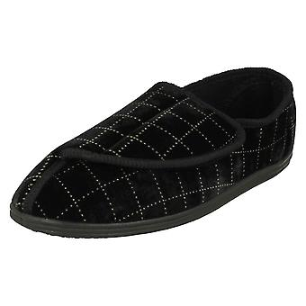 Mens Response Hook & Loop Slippers CTD-826
