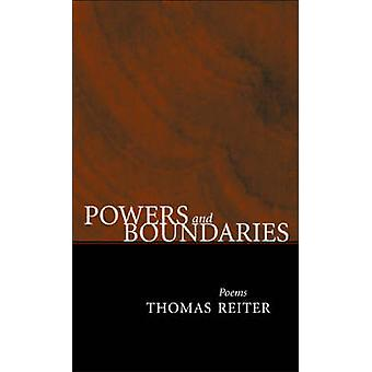 Powers and Boundaries - Poems by Thomas Reiter - 9780807130001 Book