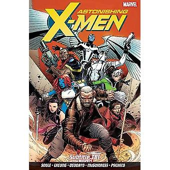 Astonishing X-men Vol. 1 - Life of X by Charles Soule - 9781846538735