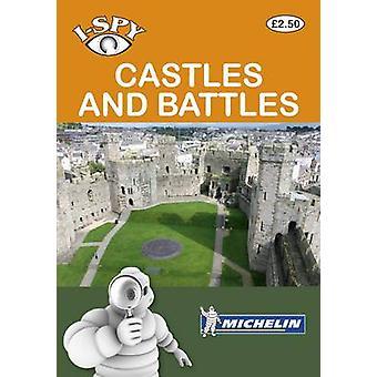 i-SPY Castles and Battles by i-SPY - 9782067174894 Book