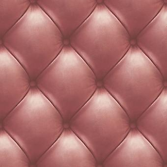 3D Leather Wall Wallpaper Padded Red Quilted Cushioned Effect Paste Wall Vinyl