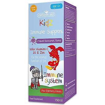 Nature's Aid Kidz Soutien immunitaire 150ml