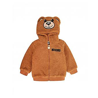 Moschino Moschino Kids Unisex Teddy Bear Jacket