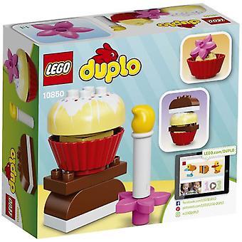 Lego 10850 Le Mie Prime Torte (Neonati e Bambini , Giocattoli , Costruzioni)