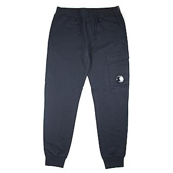 CP Company Navy Blue Watch Viewer linse Tracksuit bunde