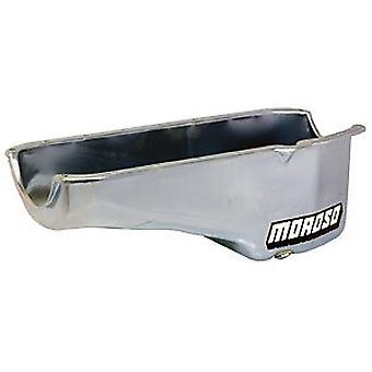 Moroso 20172 Stock Replacement Oil Pan for Chevy Small-Block Engines