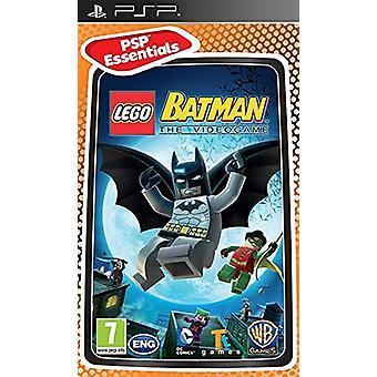 LEGO Batman The Video Game - Essentials (PSP) - Usine scellée