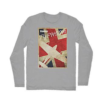 Hawker typhoon vintage ww2 classic long sleeve t-shirt