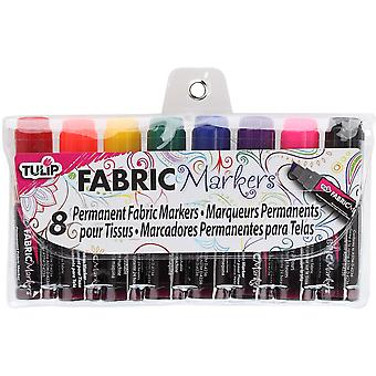 Tulpe Mini Fett Fabric Marker 8 Pkg Assorted 30823