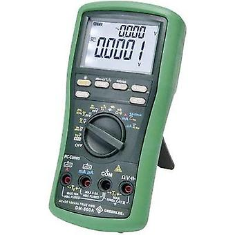 Handheld multimeter digital Greenlee DM-860A C