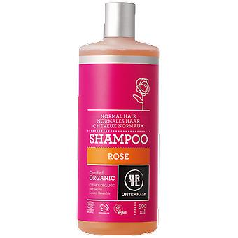 Urtekram Rose Hair Shampoo Ml Bio Normal500