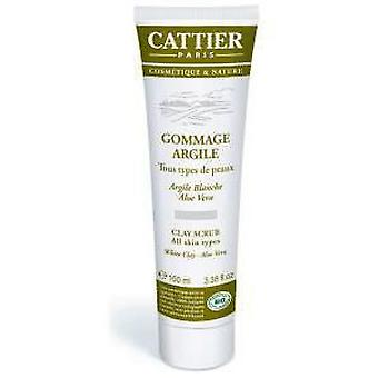 Cattier Gommage For Face Cleanser 100 Ml (Beauty , Facial , Scrubs , Facial Masks)