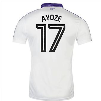 2016-17 Newcastle Third Shirt (Ayoze 17) - Kids