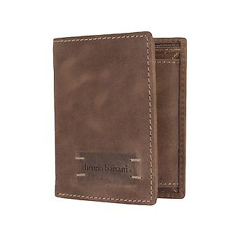 Bruno banani mens wallet wallet purse Cognac/Brown 2749