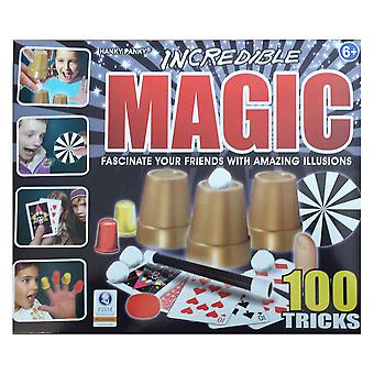 Incredible Magic 100 Tricks