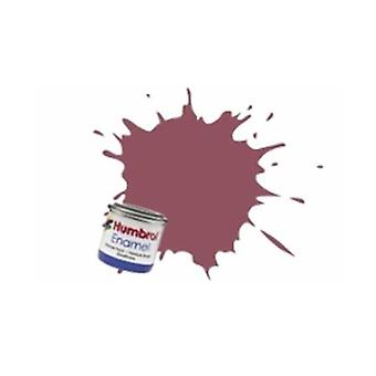 Humbrol Enamel Paint 14ML No 73 Wine - Matt