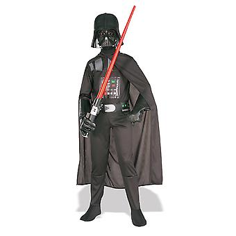Star Wars Darth Vader traje de episodio 3 - pequeño