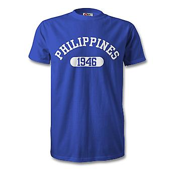 Philippines Independence 1946 Kids T-Shirt