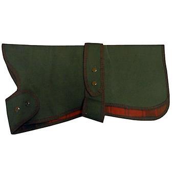 Barker Coat Green 66cm