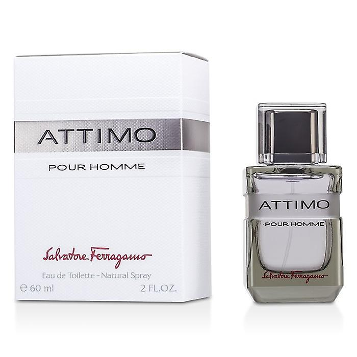 Salvatore Ferragamo Attimo Eau De Toilette Spray 60ml / 2oz