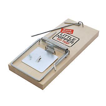 Pest Stop Little Nipper Rat Trap (Pack of 6)