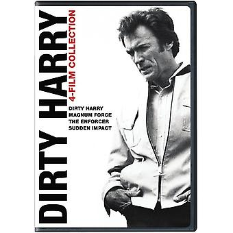 Dirty Harry: 4 Film Favorites [DVD] USA import