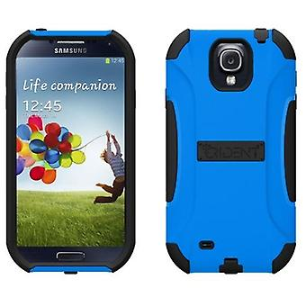 Trident - Aegis Case for Samsung Galaxy S4 - Black/Blue