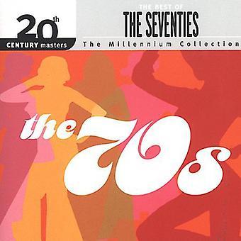Bedste af 70 ' erne - bedste af 70 ' erne-Millennium Co [CD] USA importen