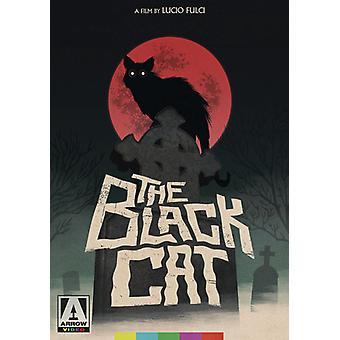 Black Cat [DVD] USA importerer