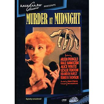 Murder at Midnight (1931) [DVD] USA import