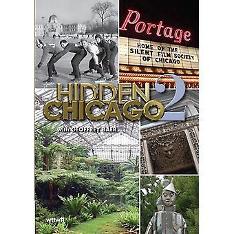 Skjulte Chicago 2 [DVD] USA importerer