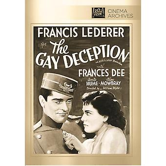 Gay Deception [DVD] USA import