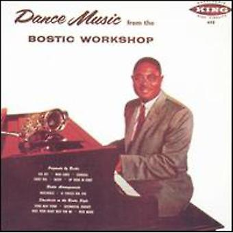 Earl Bostic - Dance musikk fra the Bostic Wo [DVD] USA import