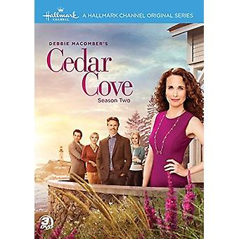 Cedar Cove: Sæson 2 [DVD] USA import