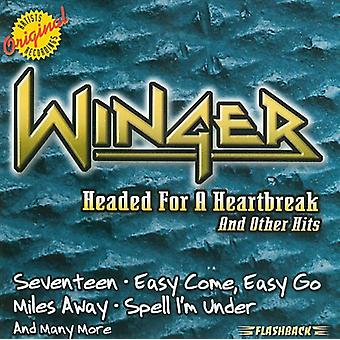 Winger - Headed for a Heartbreak & Other Hits [CD] USA import