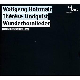 Wolfgang Holzmair - Wunderhornlieder [CD] USA import