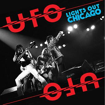 Ufo - Lights Out Chicago [Vinyl] USA import