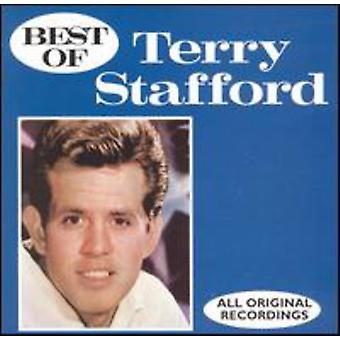 Terry Stafford - bästa av Terry Stafford [CD] USA import