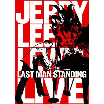 Lewis, Jerry Lee - Last Man Standing [DVD] USA import