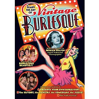Lernen Sie die Kunst des Vintage Burlesque [DVD] USA import
