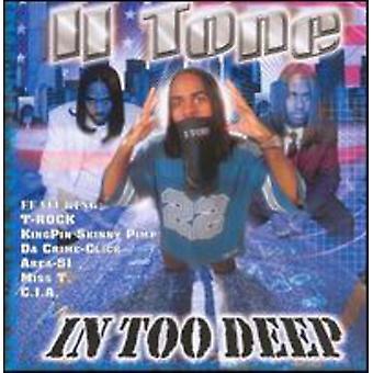 II Tone - In Too Deep [CD] USA import