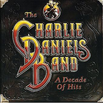 Charlie Daniels Band - Decade of Hits [CD] USA import
