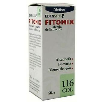 Dietisa 116 Col Fitomix (Herbalist's , Natural extracts)