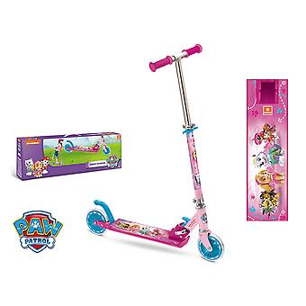 Mondo Paw Patrol Niña Patinete Aluminio 2Rueda (Outdoor , On Wheels , Scooters)