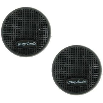 1 paar 20 mm tweeter mac audio Mac Platinum tweeter, SERVICE koopwaar