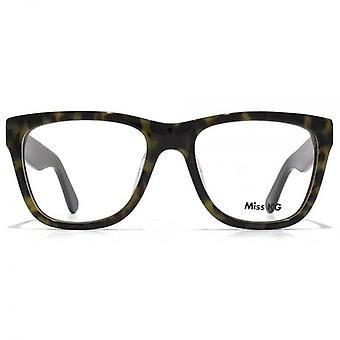 Miss KG Oversize Glasses In Tortoiseshell