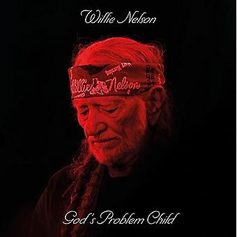 Willie Nelson - God's Problem Child [CD] USA import
