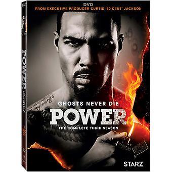 Import energii USA sezon 3 [DVD]